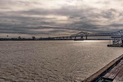 Crescent City Connection Bridge