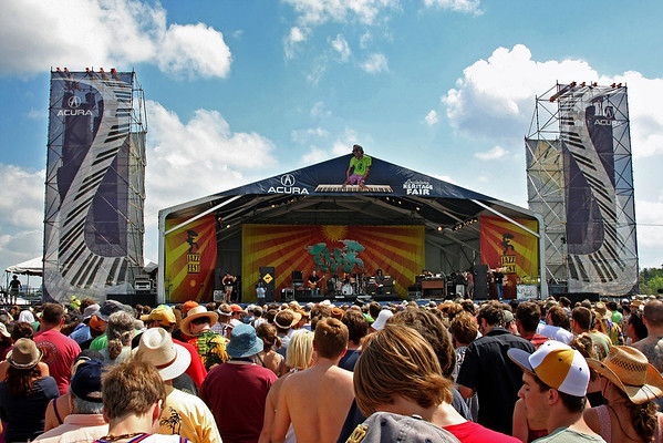 New Orleans Jazz Fest 2010