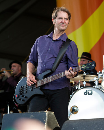 Garry Tallent ~ Bass player for Bruce Springsteen and the E Street Band