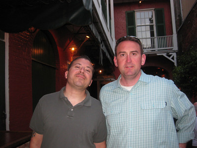 Tony & Skip @ Pat O's