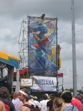 Congo Square Stage