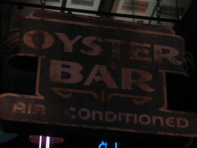 mmm... oysters