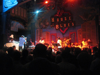Kermit Ruffins & BBQ Swingers/ Treme Block Party @ HOB
