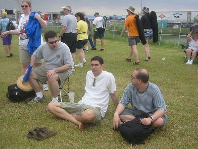 Paul, Dan, Craig
