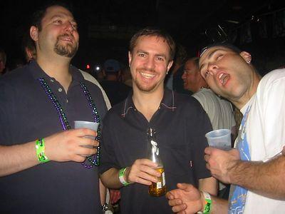 Brian, Matt, Gins