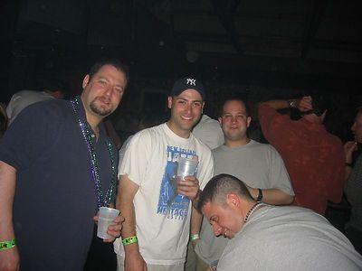 Brian, Ginsberg, Craig & Pete