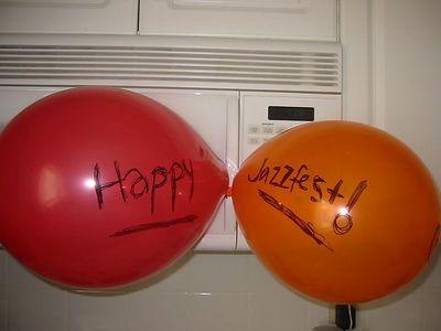 Happy Jazzfest!