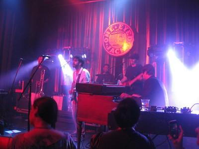 """The Whip"" at One Eyed Jack's - Robert Walter, Corey Henry, Nate Edgar, Brian J, Eric McFadden, Eric Bolivar, Mike Dillon"