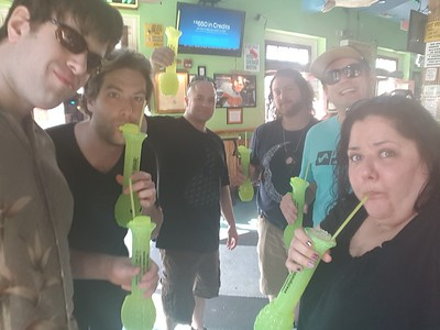 hand grenades @ tropical isle