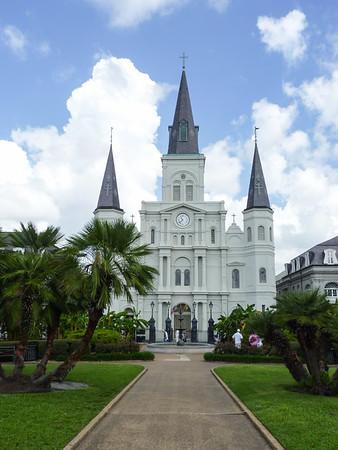 New Orleans LA: July 2012
