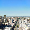Panorama Looking North West From 36th Floor of New Orleans Marriott