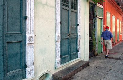 New Orleans doors, windows