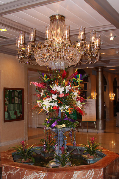 lobby of royal sonesta