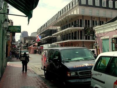 New Orleans - (before Katrina)