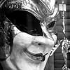 New Orleans Mardi Gras Mask