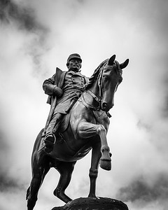 General Beauregard Statue
