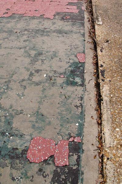 Old tiling