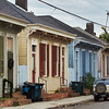 Garden District houses