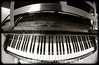 Oak Alley Plantaion Piano