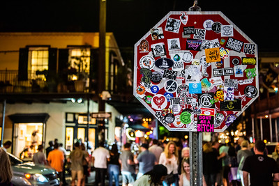 Jazz Night on Frenchmen's Street