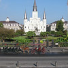 Saint Louis Cathedral <br /> New Orleans