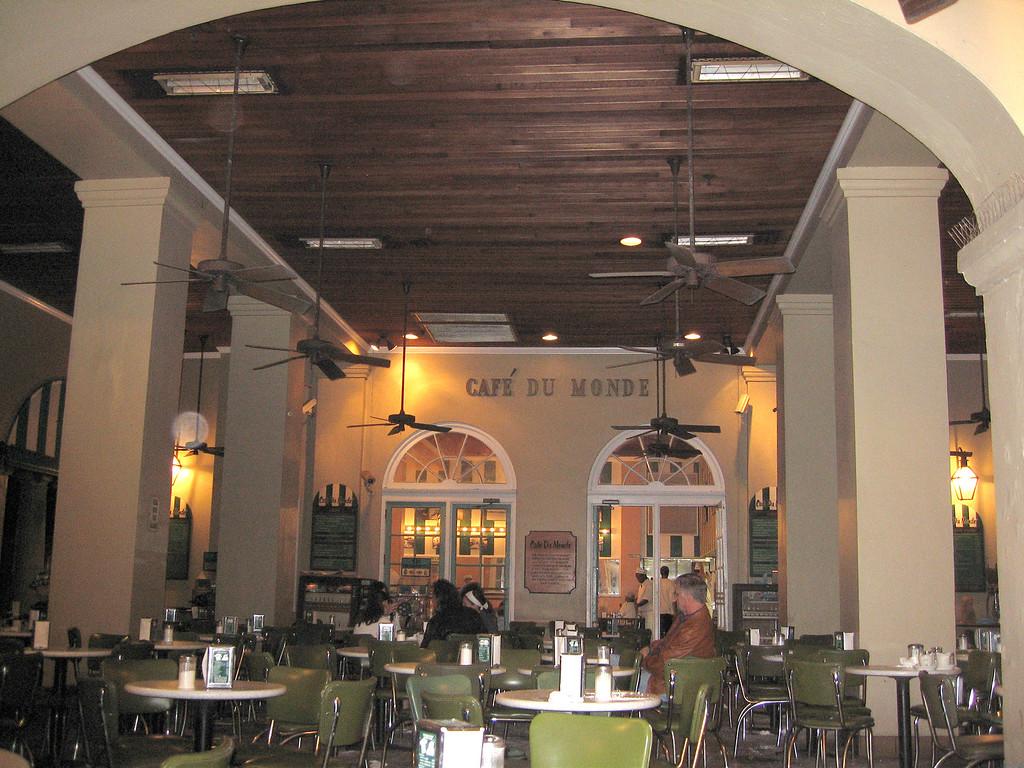Cafe du Monde, French Quarter