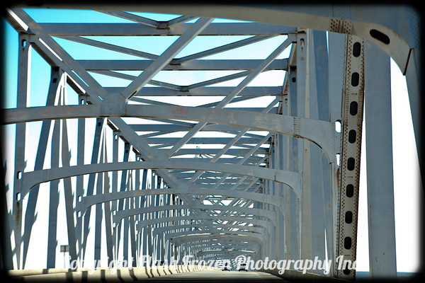 Bridge near Vachiere Lousiana