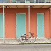 bicycle, French Quarter