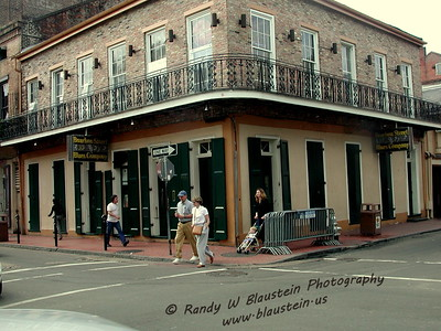 New Orleans - (before Katrina)