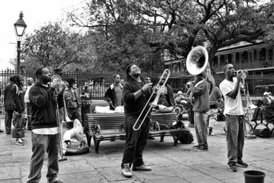 Jackson Square Jazz 5