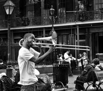 Jackson Square Jazz 3