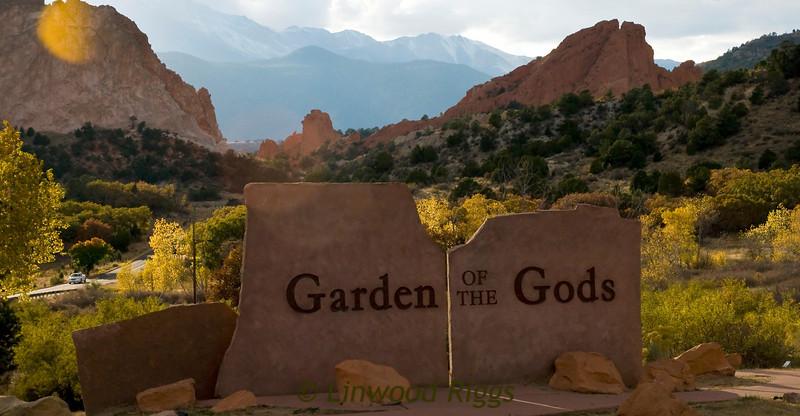 Garden of the Gods, CO