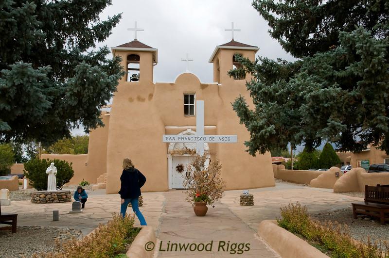 San Francisco de Asis church, Taos, NM