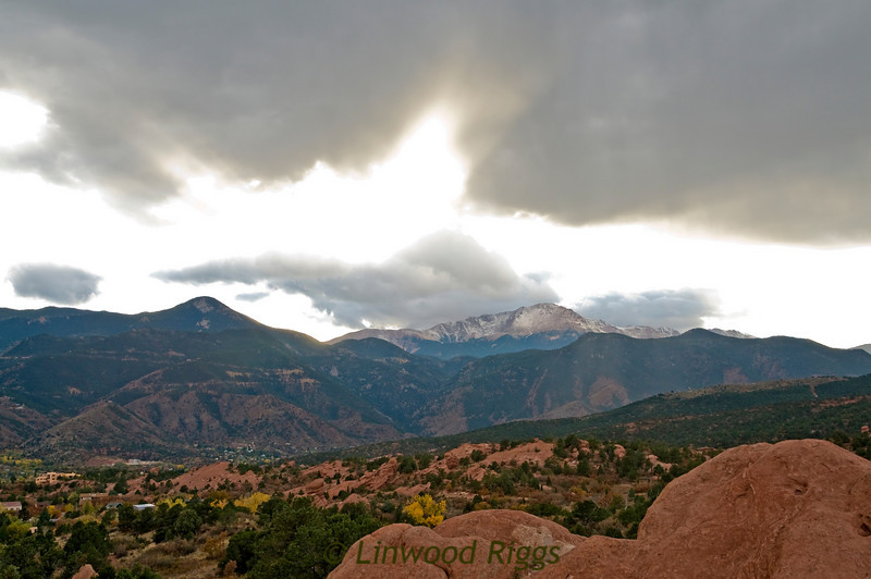 Pike's Peak, Garden of the Gods, CO