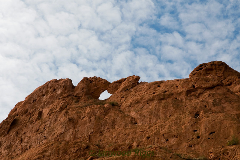 Kissing Camels. Garden of the Gods, CO