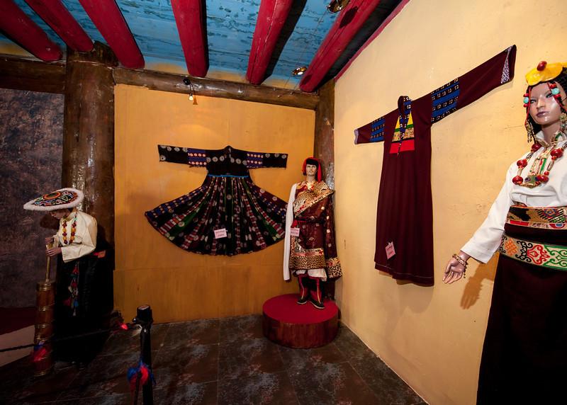 Tibetan Museum in Kangding/Dartsedo