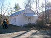 Fellowship Church near South Mountain, built in 1866. Open for public and personal service.