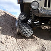 What jeeps would like if they could sprain an ankle.