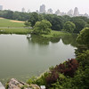 Turtle Pond, by Belvedere Castle - Central Park