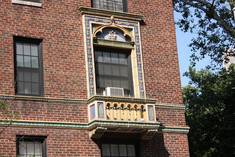 Greenwich Village - beautiful detail work