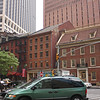 Fraunces Tavern and adjoining block, lower Manhattan