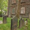 St. Paul's Chapel - churchyard