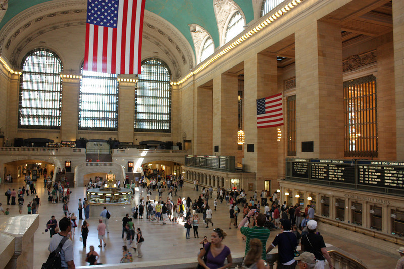 Main Hall, Grand Central Station