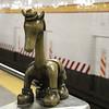 """Life Underground"" by Tom Otterness"