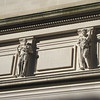 Caryatids on Metropolitan Museum of Art facade