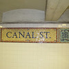 Canal Street subway stop