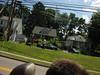 Drive back to Fishkill, 07/15/2011