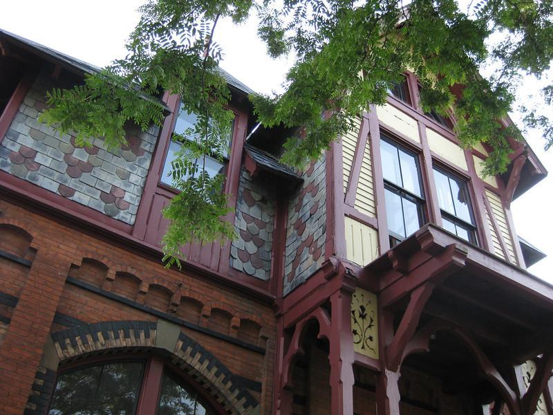 Howland Cultural Center. Exploring Beacon, 07/16/2011