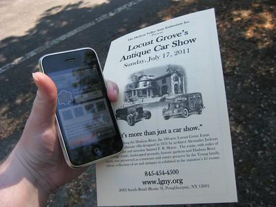 2011/07/17-1 - Locust Grove Car Show