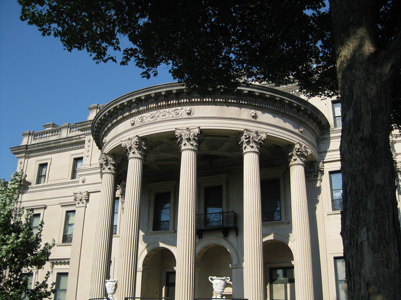 Vanderbilt Mansion, Hyde Park, 07/17/2011